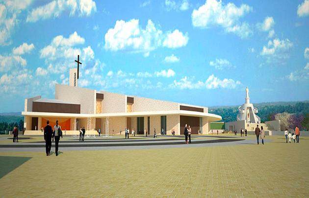 Santuário Frei Galvão amplia instalações