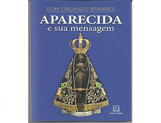 Dom Orlando Brandes lança livro sobre Aparecida