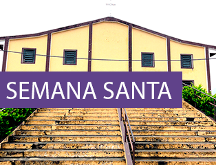 Semana Santa no Santuário Frei Galvão