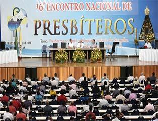 17º Encontro Nacional de Presbíteros acontece em Aparecida