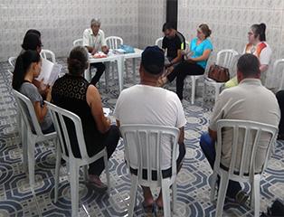 Projeto Pastoral: Igreja em saída, igreja nas casas: grupos bíblicos de reflexão