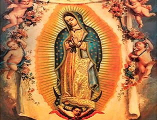 Nossa Senhora de Guadalupe - Padroeira da América Latina