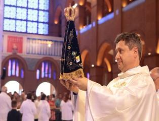Novo reitor do Santuário Nacional toma posse dia 27