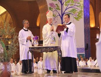 Santuário de Aparecida prepara Semana Santa