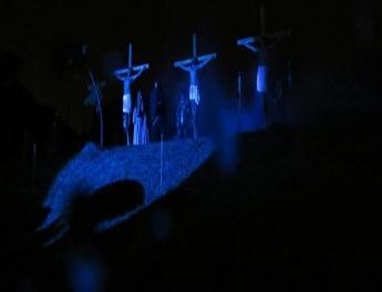 Semana Santa no Santuário de Frei Galvão