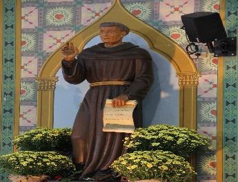 Santuário comemora 12 anos da canonização de Frei Galvão