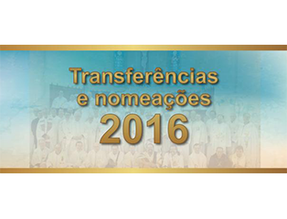 Novas Transferências de Párocos na arquidiocese