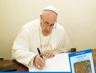 Santuário Nacional receberá exposição inédita sobre a encíclica ambiental do Papa