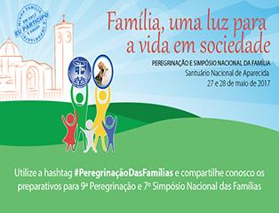 Santuário Nacional receberá famílias e agentes da Pastoral Familiar durante Simpósio