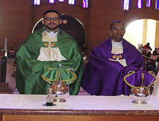 Arquidiocese ganha dois novos sacerdotes