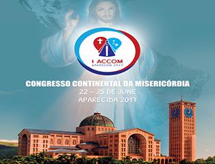 Santuário Nacional sedia I Congresso Continental da Misericórdia