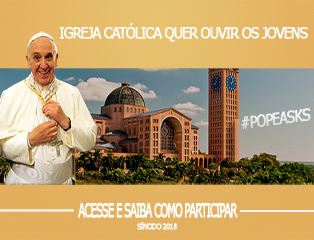 Igreja Católica quer ouvir os jovens, saiba como participar!!!